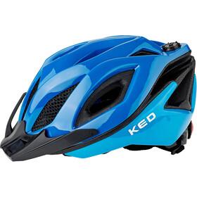 KED Spiri Two Casco, blue lightblue